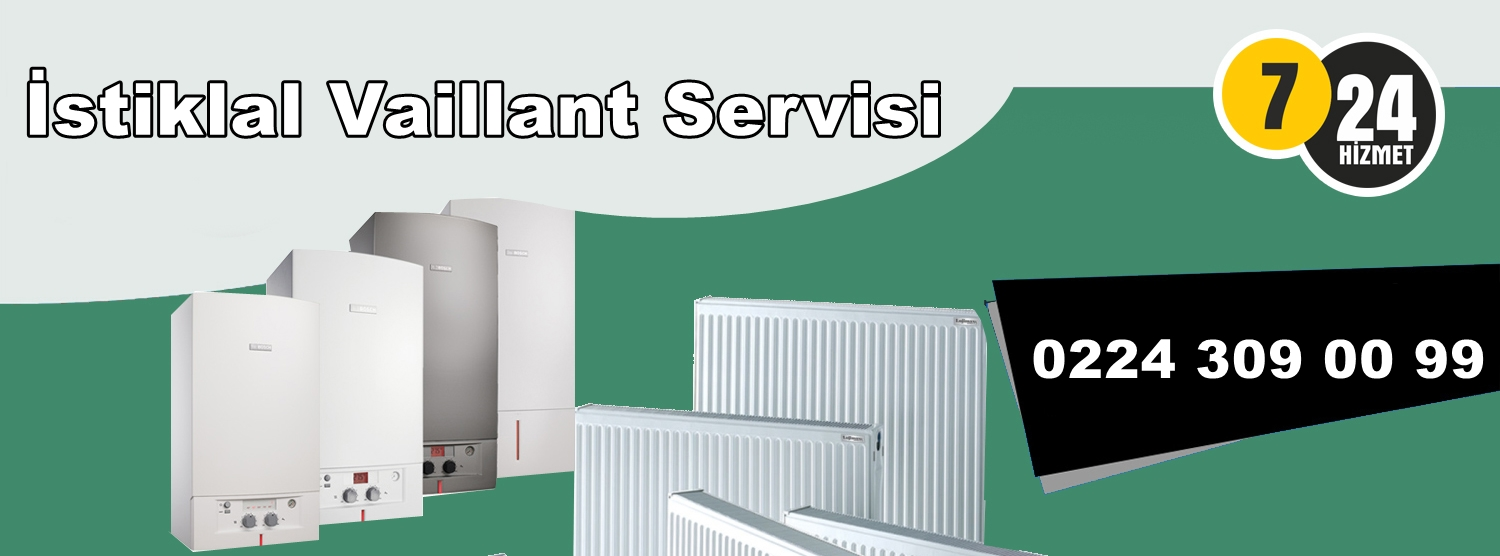 İstiklal Vaillant Servisi