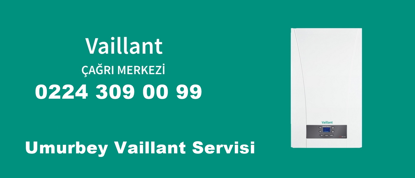 Umurbey Vaillant Servisi